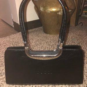 Gucci vintage women's hand bag 1989 authentic